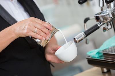 BruehBarista Baristakurs Latte Art